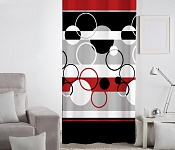 Decorative curtain Flamengo