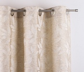 Decorative curtain Gaia Beige
