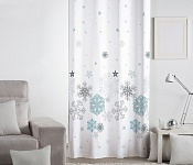 Decorative curtain Glacy