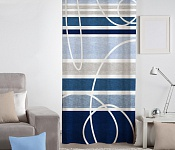 Decorative curtain Jacomo