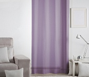 Unicolour Curtain Lilien Violet