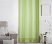 Unicolour Curtain Lilien Green