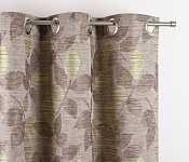 Decorative curtain Melissa Green