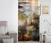 Decorative curtain Misty