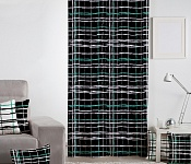 Decorative curtain Montego