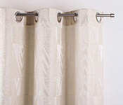 Decorative curtain Naomi Beige