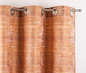 Decorative curtain Natalia Orange