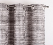 Decorative curtain Natalia Grey