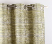 Decorative curtain Natalia Green