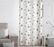 Decorative curtain New Star Grey