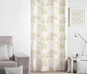 Decorative curtain Oasis