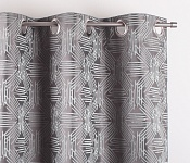 Decorative curtain Olympia Menthol