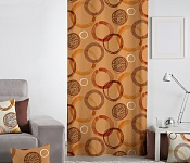 Decorative curtain Onyx