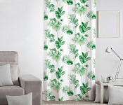 Decorative curtain Organic