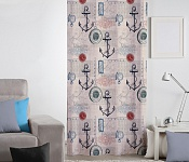 Decorative curtain Porto