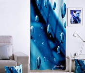 Decorative curtain Rain