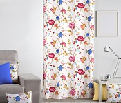 Decorative curtain Rosane