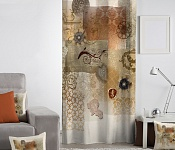 Decorative curtain Serenity