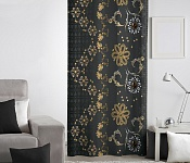 Decorative curtain Swarowski