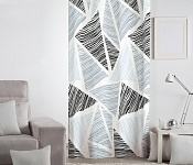 Decorative curtain Twist
