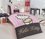 Bedding Hello Kitty Gold