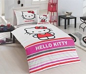 Bedding Hello Kitty Stripe