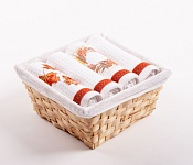 Basket with towels Javor - Klasy