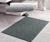 Bath mat Adria anthracite