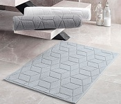 Bahroom Mat Adria Light Grey
