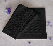 Bathroom mats Bath Mat Black