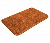 Bath mat SOFT orange