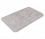 Bath mat SOFT medium grey