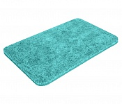 Bath mat SOFT turquise