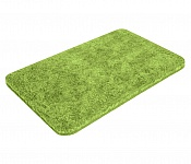 Bath mat SOFT green