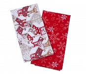Kitchen towels Christmas