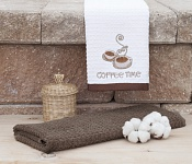 Kitchen towels Coffee Time