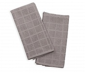 Kitchen Towel Linea Grey