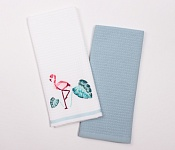 Kitchen towels Flamingo