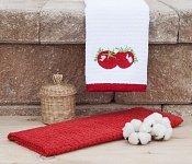 Kitchen towels Tomato