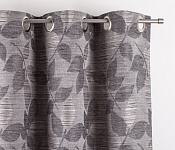 Decorative curtain Melissa Grey