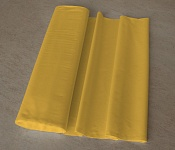 Vanilla Yellow Fabric deluxe