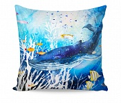 Pillowcase Deep Blue