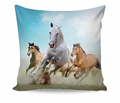 Pillowcase Wild Horses