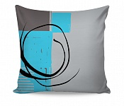 Pillowcase Jamisson Turquoise