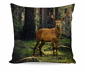 Pillowcase Deer in the Forest