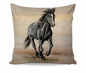 Pillowcase Horses