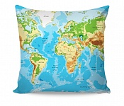 Pillowcase Map