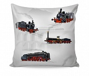 Pillowcase Locomotives