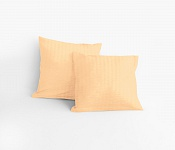 Pillowcase Apricot Crepe