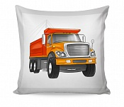 Pillowcase Big Trucks